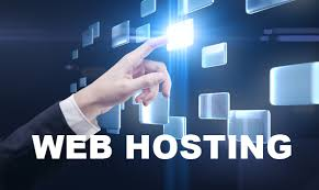 web hosting page