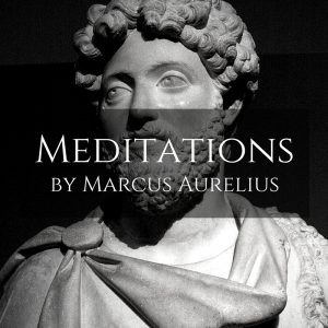 Marcus Aurelius Meditations Photo