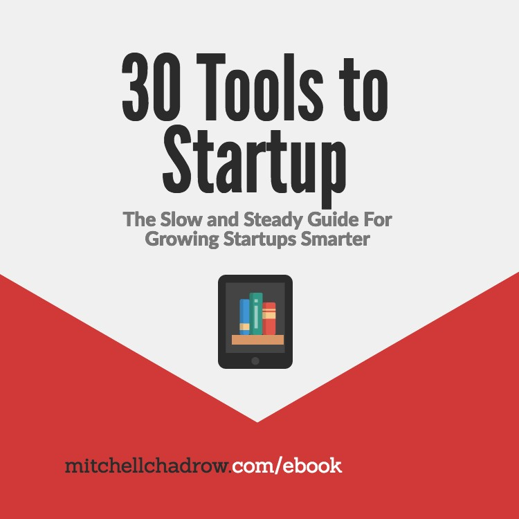 ebook 30 tools to startup